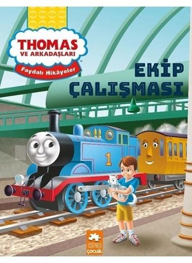 Morhipo kitap Thomas ve Arkadaşları - Ekip Çalışması Renkli